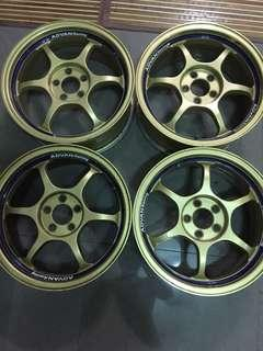 Sportrim Advan RG original Japan