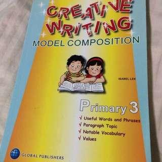 P3 Creative writing  model composition