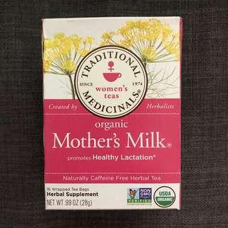 Organic Mother's Milk 有機上奶茶