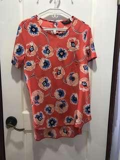 Dorothy Perkins floral blouse