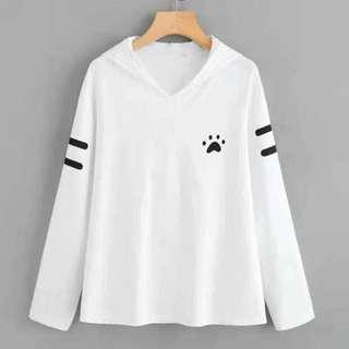 Kitty Hoodie Jacket