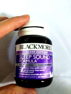 Free giveaway - Blackmore's sound sleep formula