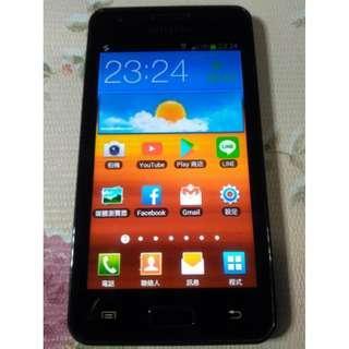 三星SAMSUNG GALAXY R i9103 雙核心4.2吋 智慧手機 3G 4G 皆可用,功能都正常,只賣950元