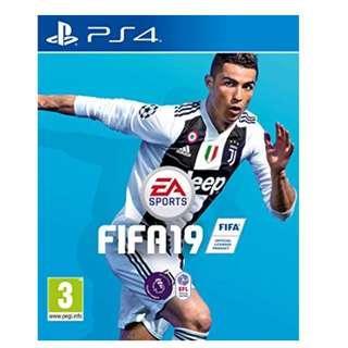PS4 FIFA 19 R3 STANDARD EDITION