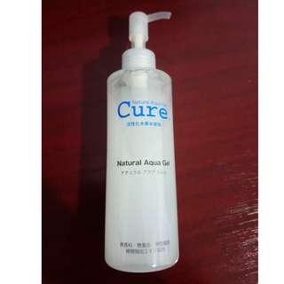 Cure Japan Natural Aqua Gel Exfoliator