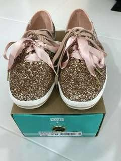 42878f3bf773 Kate spade keds sneaker (brand new)