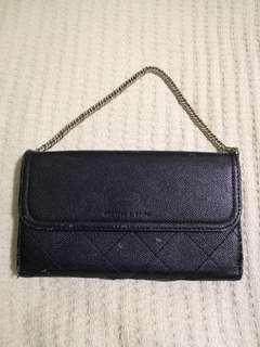 Authentic Charles and Keith clutch wallet