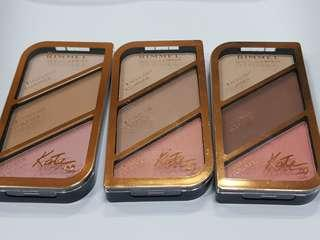 Rimmel by Kate Contouring and Highlighting Palette
