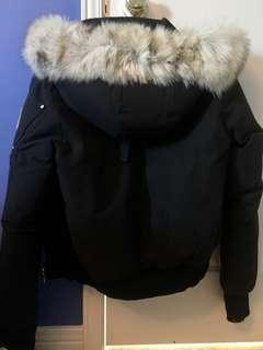 Moose Knuckle Debbie bomber winter jacket
