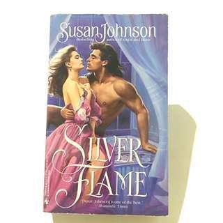 SUSAN JOHNSON - Silver Flame