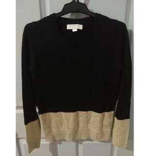 Giordano Black Knit Jumper Sz S