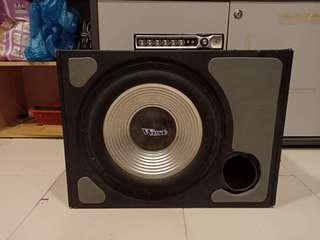 Speaker box myvi/axia/bezza/saga/pesona/honda