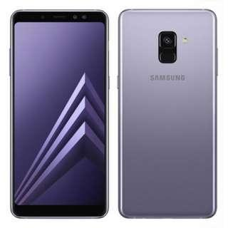 Kredit Samsung A8+ 2018 Tanpa Cc Proses 3 menit