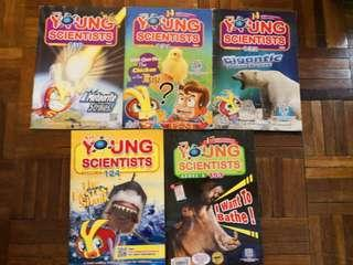 Young Scientists Level 3 set
