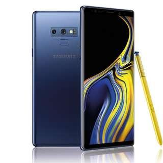 Samsung Note 9 brand new sealed
