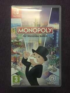 Pre Love Monopoly Switch for Sale