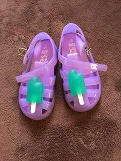 cotton on jelly shoes