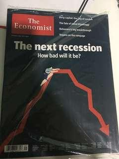 🚚 The Economist 13th- 19th October