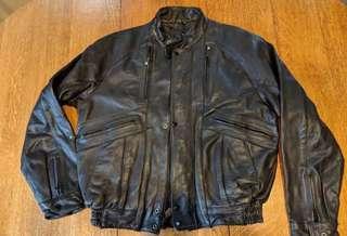 Harley Davidson Motor Leather Jacket