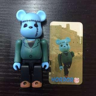 Medicom Toy Series 2 Horror 科學怪人 bearbrick