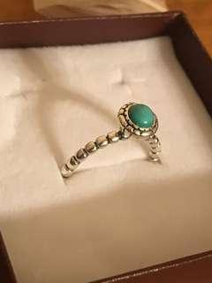 December Stone ring