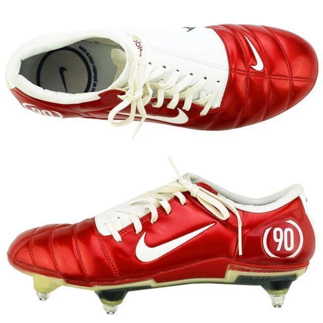 sale retailer 6d093 623ca 2004 Nike Air Zoom Total 90 III Football Boots SG, Sports ...