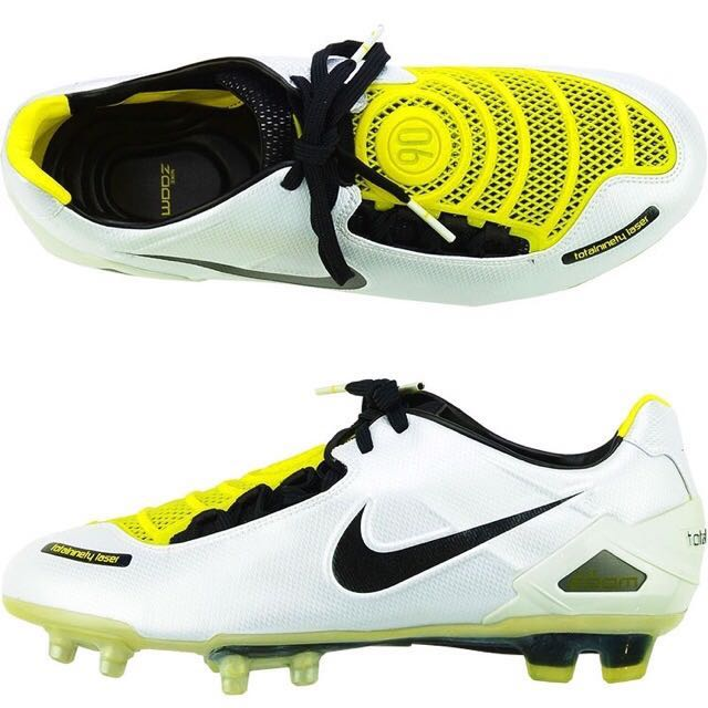 3f7a5c0ebeb4 2007 Total 90 Laser I Nike Football Boots FG, Sports, Sports & Games ...