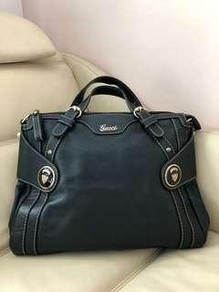 Authentic Gucci Leather