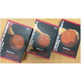 《SLAMDUNK 男兒當入樽》DVD BOX SET