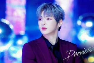 WTS Kang Daniel fansite photo blanket