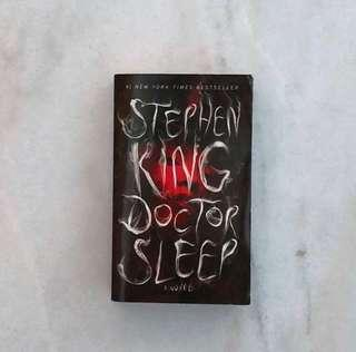 Stephen King- Doctor Sleep (English Novel)