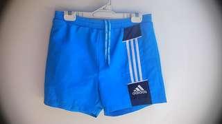 Adidas Blue M Swim Shorts Free Post