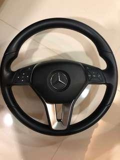 Original Mercedes Steering wheel with Lane assist ( Air Bag included)