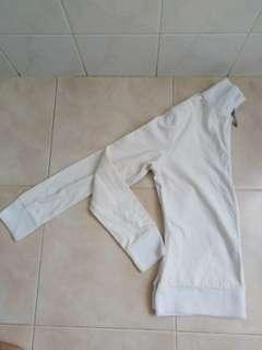 OSMOSE White jacket
