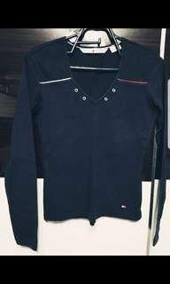 Tommy Hilfiger Size S Navy Colour Tee