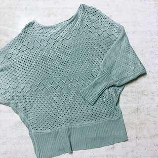 日式針織上衣