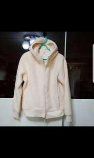 Brand New Uniqlo Cream Colour Jacket