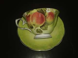 Pokka cafe花茶杯