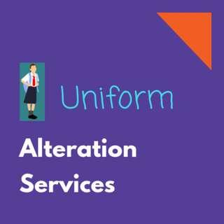Uniform Alteration Services