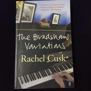 The Bradshaw Variations ~ Rachel Cusk