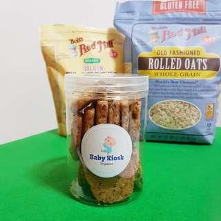 🚚 Lactation Cookies (Oatmeal Chocolate Chips)