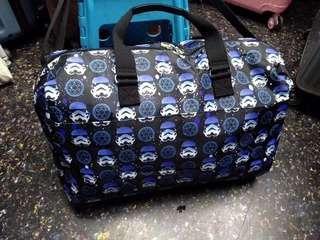 Kipling Star War白兵大型旅行袋