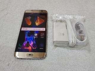 Samsung Galaxy S7 Edge 64GB Gold Complete