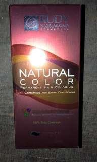 Toning rambut rudy hadisuwarno warna hitam
