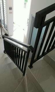 Railing tangga 😍
