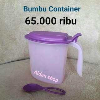 Bumbu Container