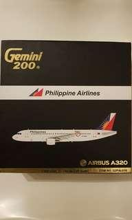 Gemini 200 Philippines Airlines A320ceo