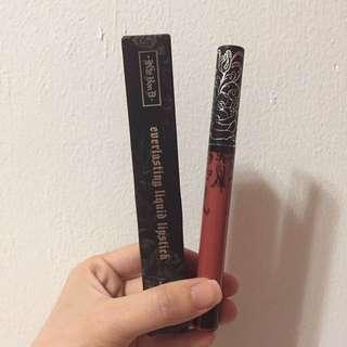 BNIB Authentic Kat Von D Liquid Lipstick