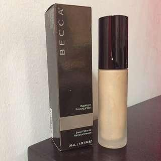 BNIB Becca Priming Filter (Backlight)