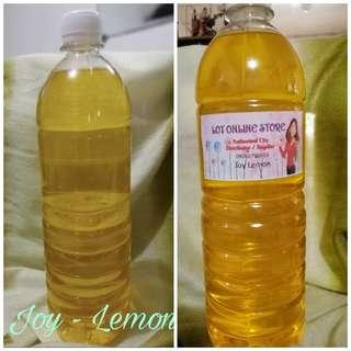 Joy dishwashing liquid - Lemon